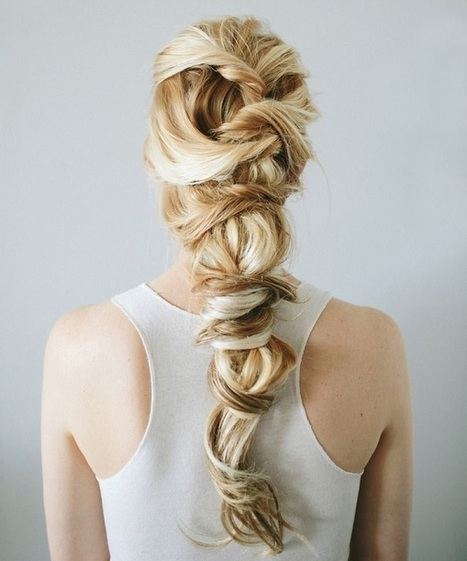 5 Coolest Braided Hairstyles with their Tutorials | Style Den | Scoop.it