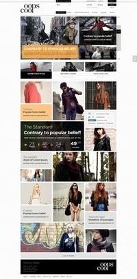 UI Web Design Examples Inspire on Pinterest | Design Revolution | Scoop.it