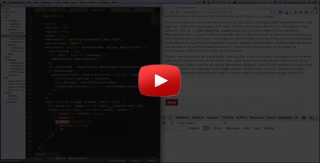 AngularJS Tutorial: Learn Angular by building a Gmail clone | Angular Node JS Mongo DB | Scoop.it