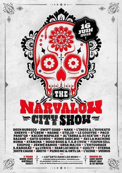 The Narvalow City Show, une journée 100% Hip-Hop - Booska-p | vanessa caniquit | Scoop.it