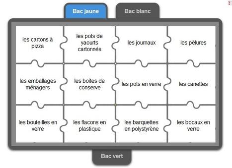 Scénario pédagogique : Comprendre le système du tri sélectif et de la collecte des déchets en France | Français 4H | Scoop.it