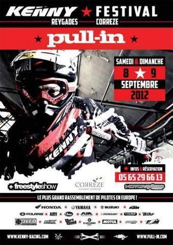Kenny Festival, 7ème édition à Reygades, 7, 8 & 9 septembre - Freestyle - Kenny - L'agenda du week-end - Manifestation - Motocross - Quad - Caradisiac Moto - Caradisiac.com | Actualité moto | Scoop.it