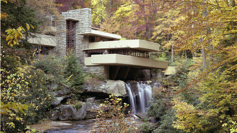 39 franck lloyd wright 39 in architecture organique - Frank lloyd wright architecture organique ...