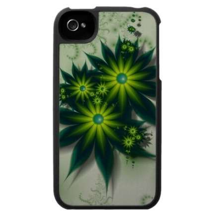 Midnight Flowers from Zazzle.com | Fractal Gifts | Scoop.it
