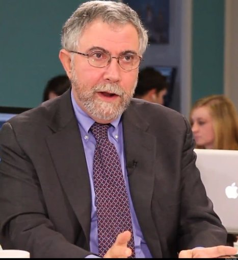 Krugman: It's Now 'Possible To Replace People With Machines' | leapmind | Scoop.it
