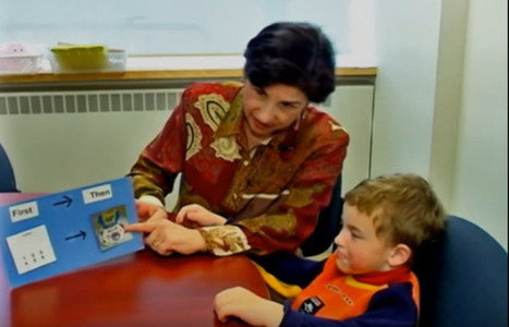 Video of the Week: Implementing Visual Supports | AAC: Augmentative and Alternative Communication | Scoop.it
