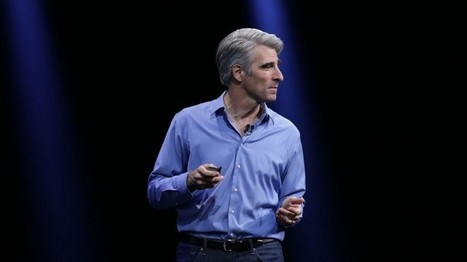 Coding is the next level of literacy, says Apple software boss | 21st Century Technology Integration | Scoop.it