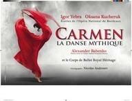 Ballet à venir : Carmen à Toulouse - Capfeminin | Musique classique, opéras, ballets | Scoop.it