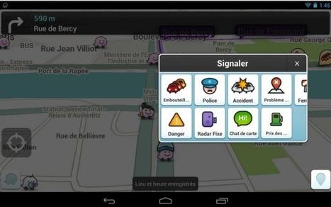 Waze va supprimer l'emplacement des radars en France - FrAndroid | Actualités | Scoop.it