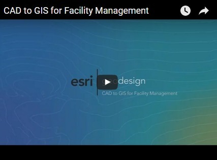CAD to GIS for Facility Management: Ian Feathers's Blog | GeoNet | Everything is related to everything else | Scoop.it