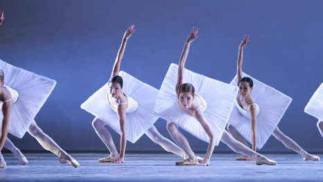 In 'Dutch Doubles,' 4 Choreographers, Inspired by 4 Artists - New York Times | BalletPremière | Scoop.it