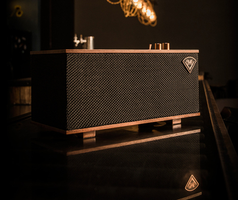 Klipsch Heritage Wireless : des enceintes sans-fil ultra vintage et un peu audiophiles | ON-ZeGreen | Scoop.it