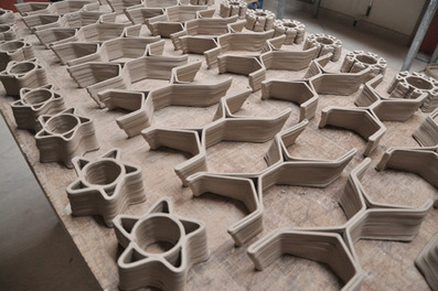 Another Rapid-Prototyping Feat: Ceramic Bricks Made With 3D Printers | AL_TU research | Scoop.it