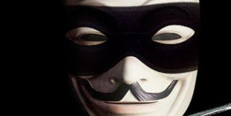Les Anonymous s'en prennent à des violeurs | Scooptech | Scoop.it