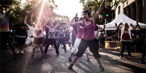 Fit Links: You Don't Have To Be A Good Dancer To Love Zumba And More | Fitness | Scoop.it