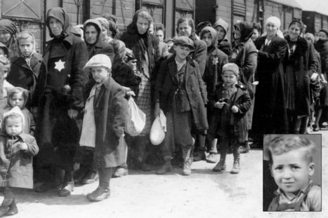 An Auschwitz Survivor Searches for His Twin on Facebook | Archives  de la Shoah | Scoop.it