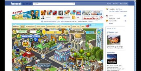 Facebook abandonne sa monnaie virtuelle pour la devise locale | (Media & Trend) | Scoop.it