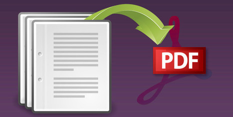 7 Best Tools To Print To PDF | Software | Scoop.it