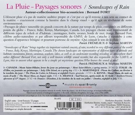 Le Miroir des Oiseaux Paru en mars 2009 | DESARTSONNANTS - CRÉATION SONORE ET ENVIRONNEMENT - ENVIRONMENTAL SOUND ART - PAYSAGES ET ECOLOGIE SONORE | Scoop.it