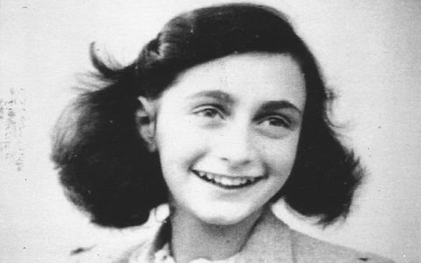 Anne Frank's Diary coming out as an app - Telegraph | Reading discovery | Scoop.it