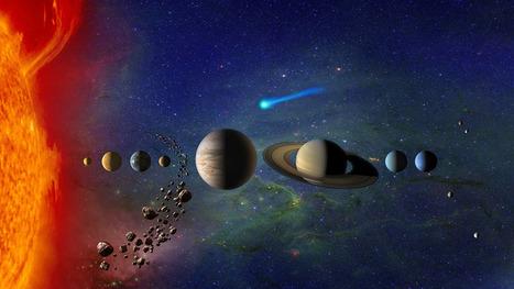 L'histoire de Jupiter expliquerait la singularité de notre système solaire | Beyond the cave wall | Scoop.it