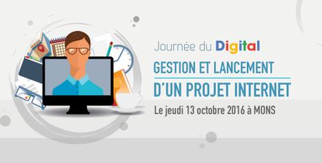 IDEA partenaire de la Journée du Digital - 13/10 - Mons (Mundaneum) | InfoPME | Scoop.it