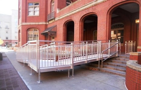 ADA Compliant Wheelchair Ramp Guide - 101 Mobility | Sports Facility Management.4191010 | Scoop.it
