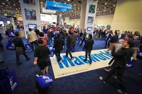Macworld | iWorld at the Moscone Center This Week | San Francisco's Life | Scoop.it