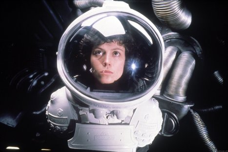 5 Things You Might Not Know About Ridley Scott's 'Alien' | The Playlist | Prometheus Movie | Scoop.it