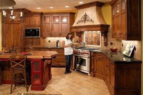 Italian Kitchen Design Ideas | InteriorFans.com | Kitchens | Scoop.it