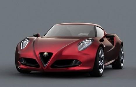 Alfa Romeo 4C coming to the US next year - SlashGear | Digital-News on Scoop.it today | Scoop.it