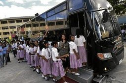 Taguig City rolls out 'Rock It Science Bus' - Inquirer.net | Science, Technology & Invention News | Scoop.it