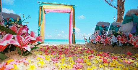 Mystical Moments: Beach Weddings India | Beach weddings | Wedding | Scoop.it