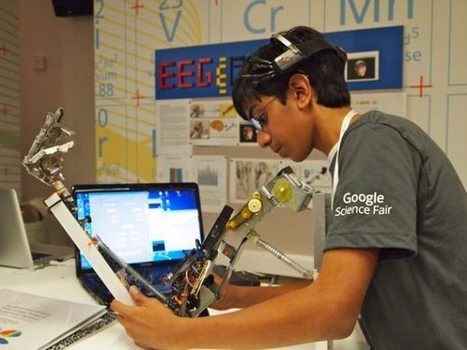 Google's next science fair includes computer science award, Virgin Galactic - ZDNet | Young Makers | Scoop.it