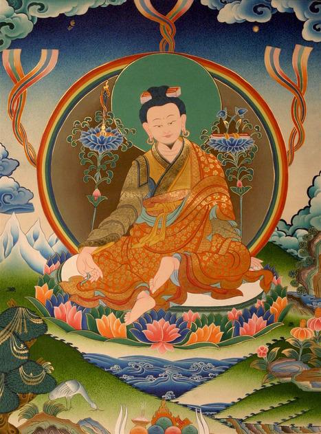 Dzogchen Preliminary Practice | promienie | Scoop.it