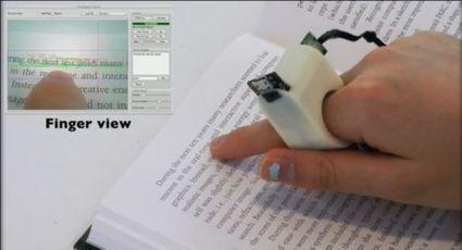 FingerReader, une bague liseuse pour les non-voyants - Futura Sciences | BiblioLivre | Scoop.it