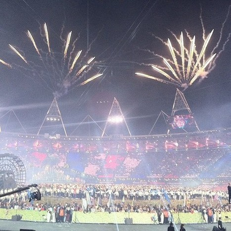 Sports Digital Olympics Update #1 – Opening Ceremony | Sport and the Business of Winning | Scoop.it