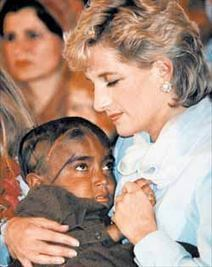 Achievements Princess Diana | Princess Diana | Scoop.it