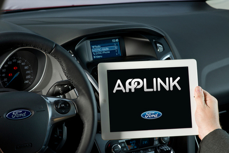 Ford Goes Open Source to Speed App Development | 3D direct modeling, 3D printing | Scoop.it