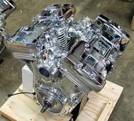 V-Quad 4 Cylinder Engine - Grease n Gasoline | Formula 1 Deals 2 | Scoop.it