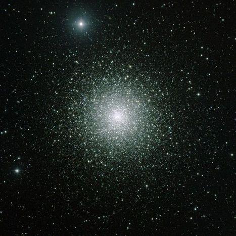 Birth Mystery of Stellar Snow Globe Deepens | Space | Scoop.it