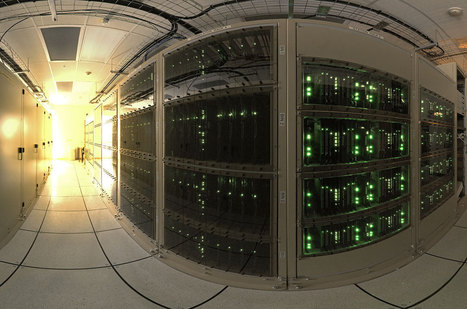 """Kurzweil : """"A supercomputer to map the cosmos 