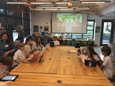 Starting a Minecraft Club | I'm Bringing Techy Back | Scoop.it