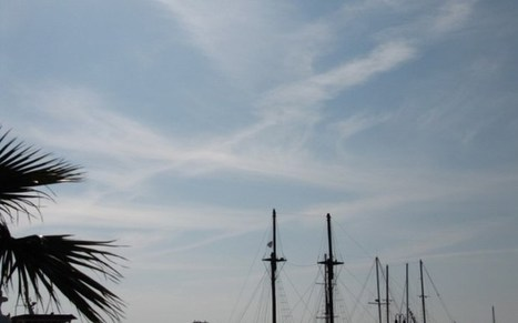 Chemtrail controversy won't go away   Cyprus Mail   ecoiko nature environment   Scoop.it