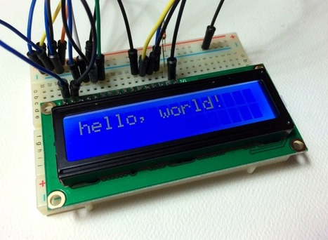 How to Set Up and Program an LCD Display on an Arduino | Raspberry Pi | Scoop.it
