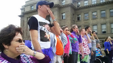 Interfaith group prays to support gay rights at Idaho Statehouse - KTVB   Religious Diversity   Scoop.it