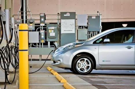 The Electric Vehicle Imperative for Cities | Climate Solutions | Automated, Connected, and Electric Vehicles | Scoop.it
