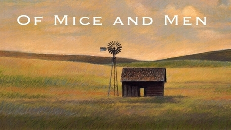 Steinbeck's 'Of Mice and Men' Used as Legal Standard | For English Teachers & English Classrooms | Scoop.it