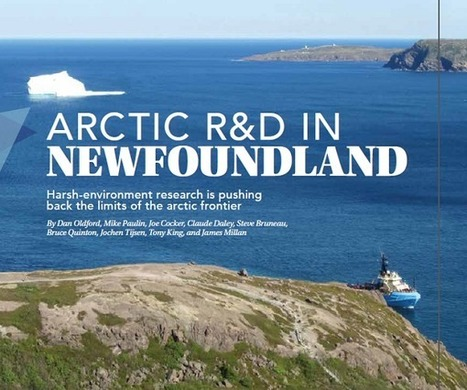 Arctic R&D in Newfoundland | Arctic & Nordic : Business Potential                              in Arctic and Northern Europe | Scoop.it