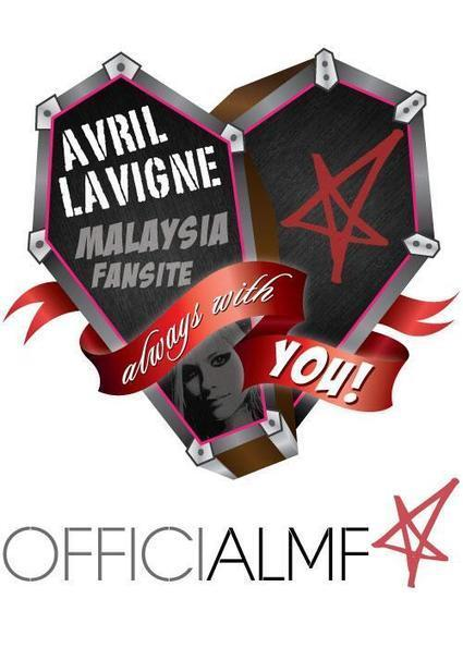 OFFICIALMF logo & tag   MY PAGE : Avril Lavigne Malaysia Fansite (OFFICIALMF)   Scoop.it